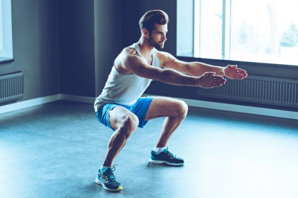 10 ejercicios a tope para hombres