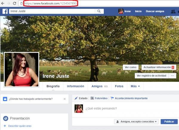 Cómo saber quién visita mi perfil de Facebook - Paso 4