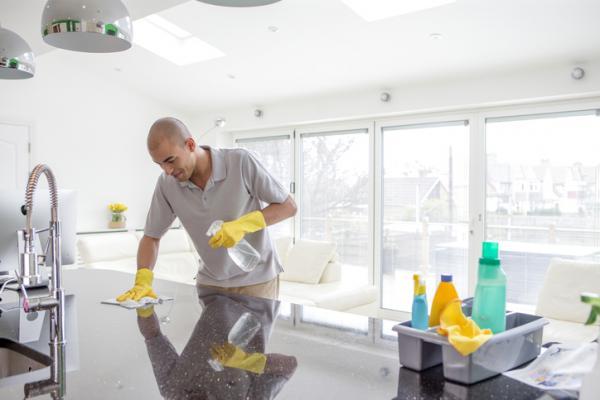 Cómo pulir granito - cómo pulir una encimera de granito paso a paso