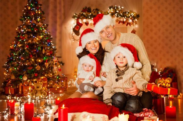 Cómo se celebra la Navidad en todo el mundo - Navidad en los Estados Unidos