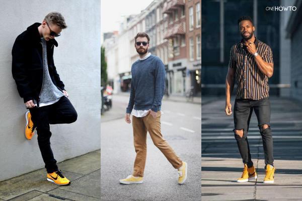 Cómo combinar unos zapatos amarillos - Combinar zapatos amarillos - Cómo combinar unos zapatos amarillos