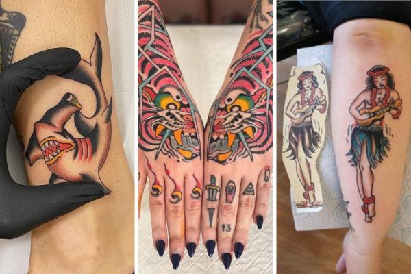¿Cuál es el significado de los tatuajes de Sailor Jerry? - Ideas de tatuajes de Sailor Jerry