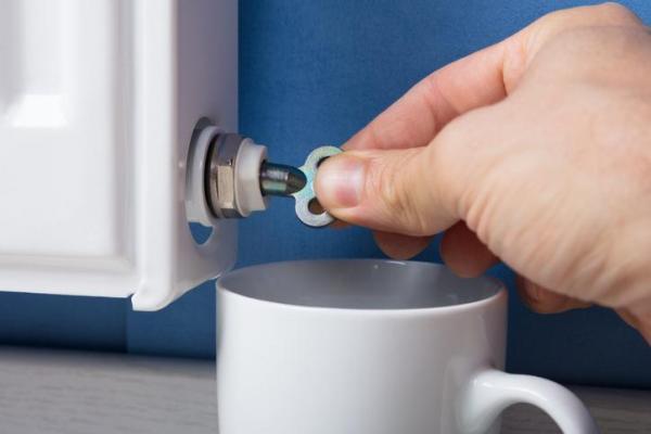 ¿Cómo limpio el polvo de mi radiador? - Cómo limpiar el circuito del radiador de calefacción