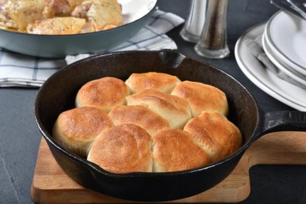 Cómo hornear pan en casa sin horno.