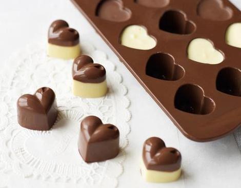 Cómo hacer dulces de chocolate - Paso 5