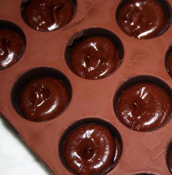 Cómo hacer dulces de chocolate - Paso 4