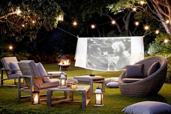 Cómo organizar una noche de cine en casa - cómo organizar una noche de cine temática