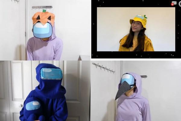 Cómo hacer un disfraz de traje espacial entre nosotros