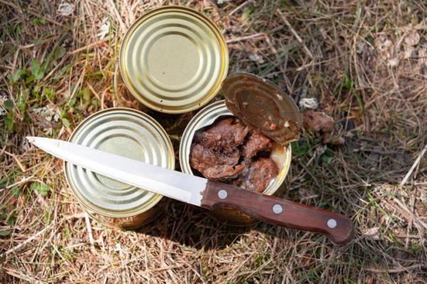Cómo abrir una caja sin abrelatas - Cómo abrir una caja con un cuchillo