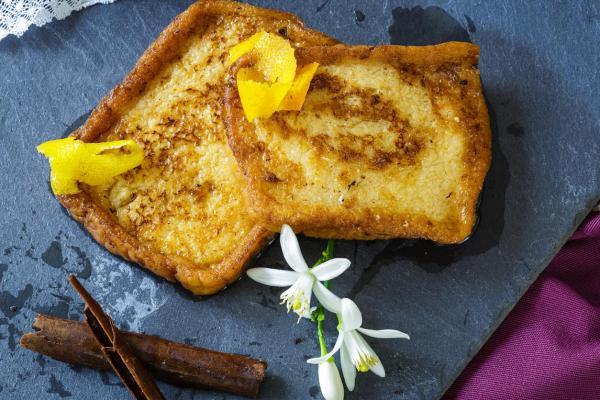 ¿Puedes hacer tostadas francesas con leche condensada?