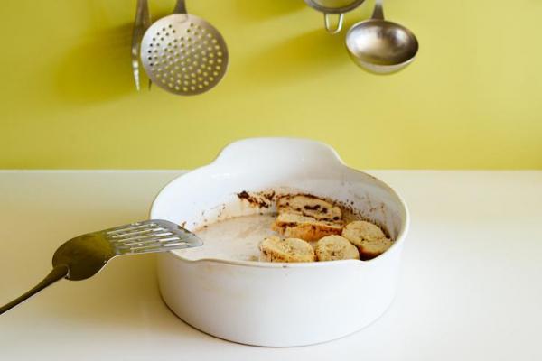 ¿Puedes hacer tostadas francesas con leche condensada? - Paso 4