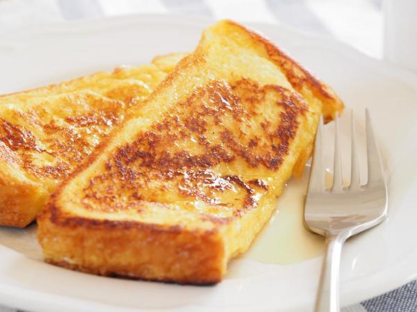 ¿Puedes hacer tostadas francesas con leche condensada? - Paso 7