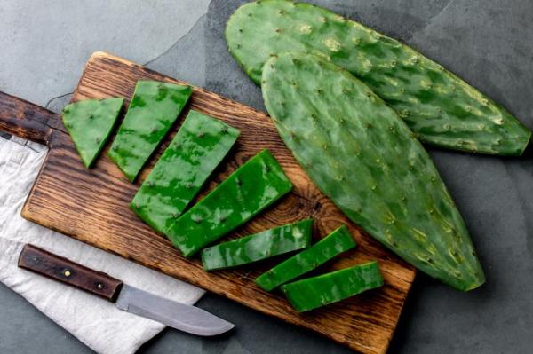 Cómo deshacerse de la baba de cactus: cómo cocinar nopales para que sean verdes, pero sin baba