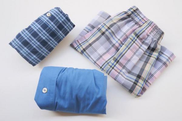 Cómo doblar la ropa interior en el cajón - Cómo doblar la ropa interior