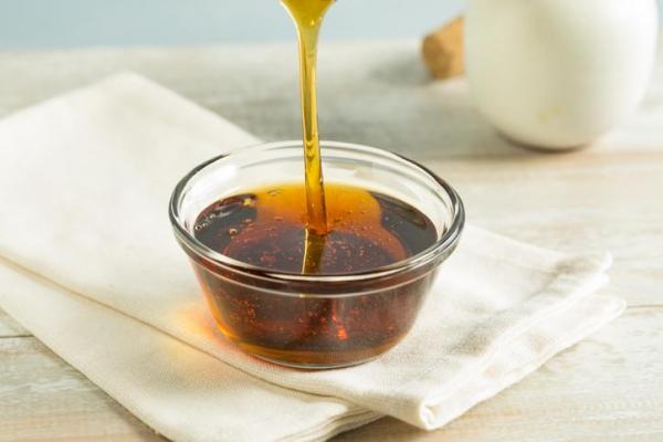 Cómo hacer jarabe de caramelo sin azúcar - Paso 4