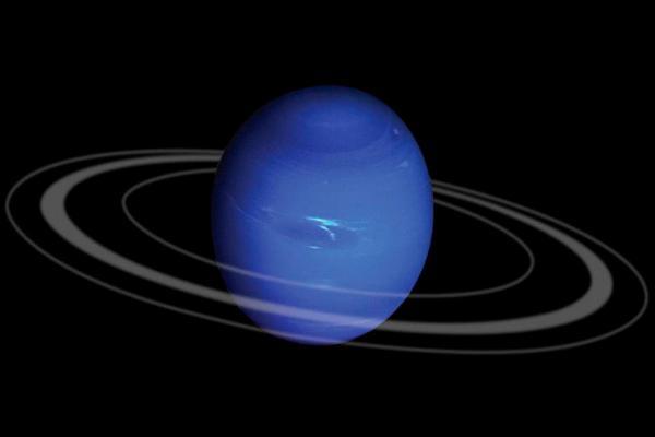 ¿Qué planetas tienen anillos en nuestro sistema solar? - Anillos de Neptuno