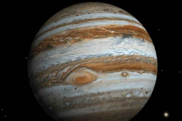 ¿Qué planetas tienen anillos en nuestro sistema solar? - Anillos de Júpiter