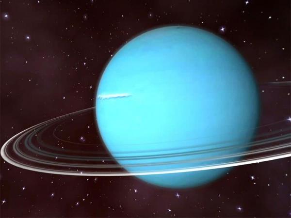 ¿Qué planetas tienen anillos en nuestro sistema solar? - Anillos de Urano