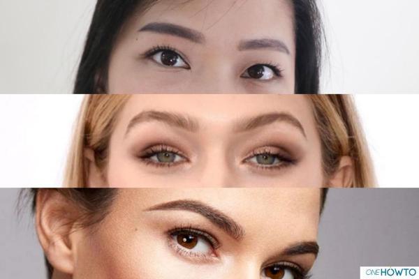 La mejor forma de cejas para cada tipo de rostro: tipos de cejas femeninas