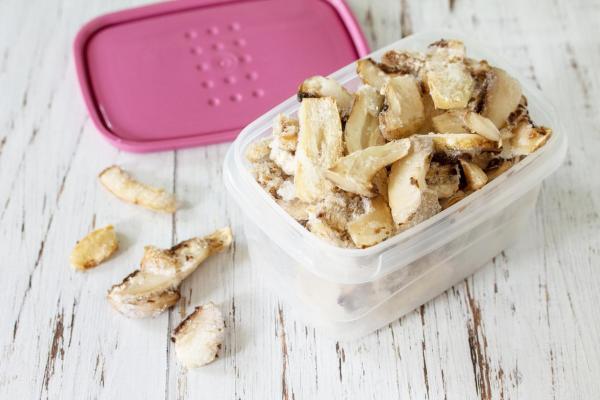 ¿Puedes congelar hongos? – Cómo almacenar setas