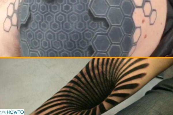 Estilos y diseños de tatuajes - Con fotos - Tatuaje 3D