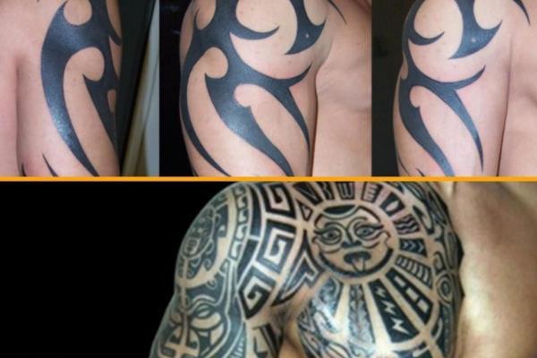 Estilos y diseños de tatuajes - Con imágenes - Tribales