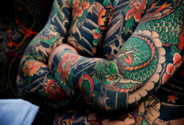 Estilos y diseños de tatuajes - Con imágenes - Japonés (Irezumi)
