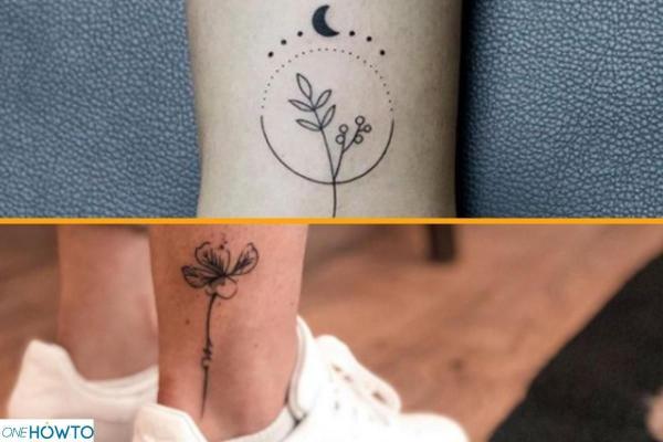 Estilos y diseños de tatuajes - Con imágenes - Minimalista