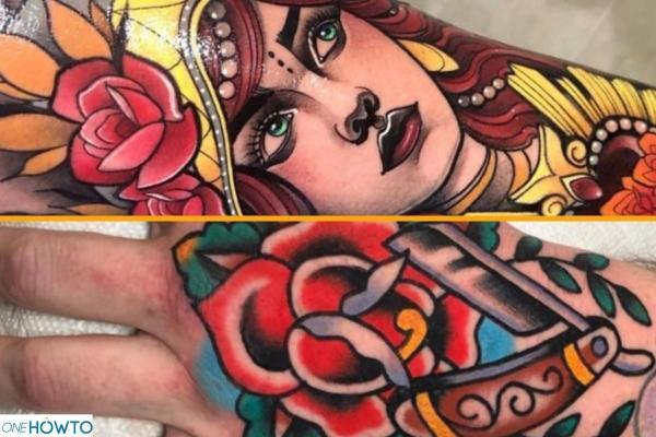 Estilos y diseños de tatuajes - Con fotos - Neo tradicional