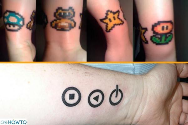 Estilos y diseños de tatuajes - Con imágenes - Geek / nerd