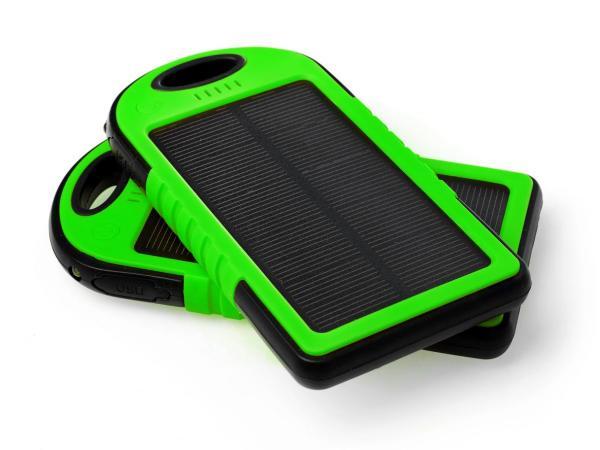 Cómo cargar la batería de un teléfono sin cargador - cargador solar portátil