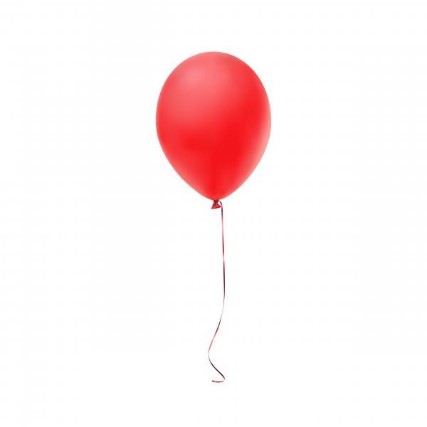 Cómo hacer una piñata con globos - Paso 2