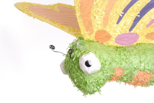 Cómo hacer una piñata con globos - Paso 8
