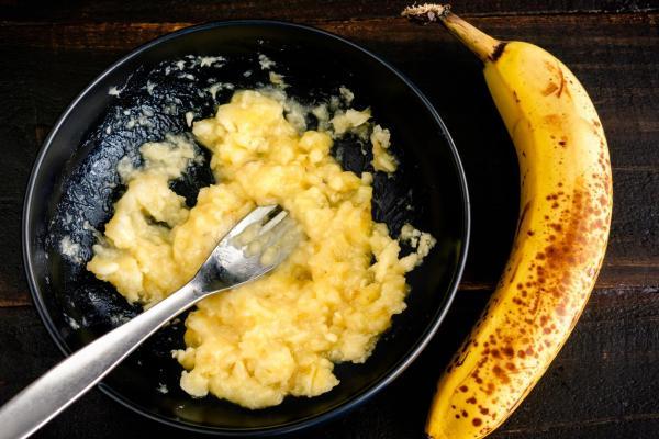 Cómo hacer galletas de avena, chocolate y plátano sin azúcar - Paso 3
