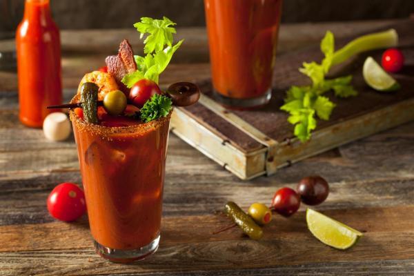 Cómo hacer el cóctel Bloody Mary perfecto