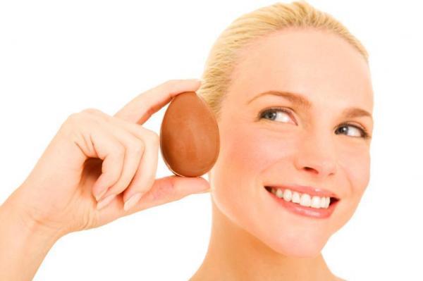 Usos de belleza para claras de huevo