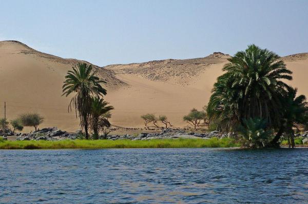 ¿Qué países cruza el Nilo? - Países atravesados por el Nilo
