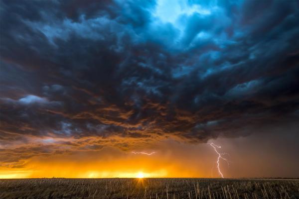 ¿Cuáles son algunos ejemplos de meteorología?
