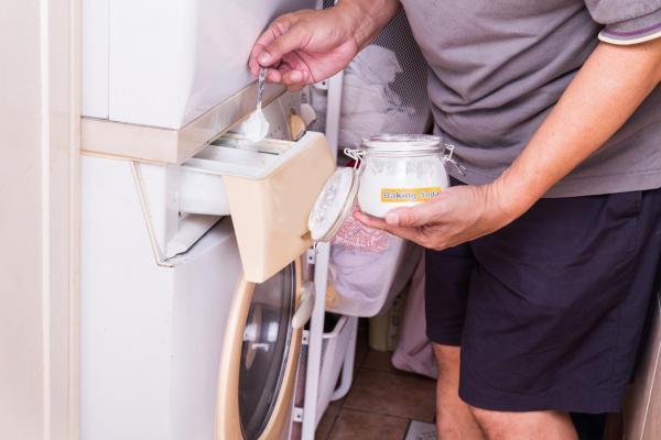 Cómo limpiar una lavadora con bicarbonato de sodio