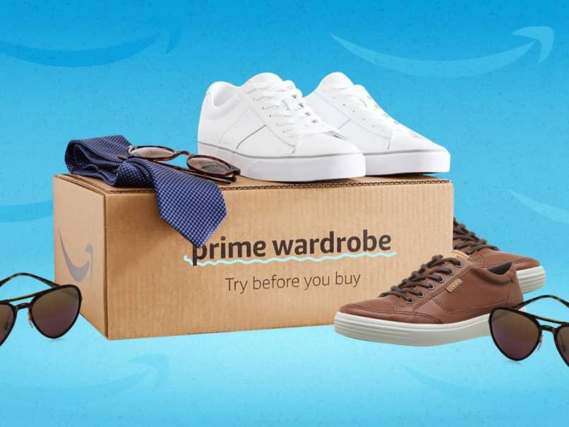 Productos de vestuario de Amazon