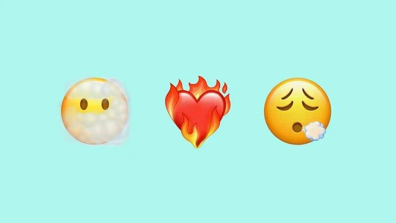 nuevo paquete de emoji