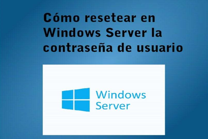 cómo ingresar al servidor de Windows y restablecer un perfil