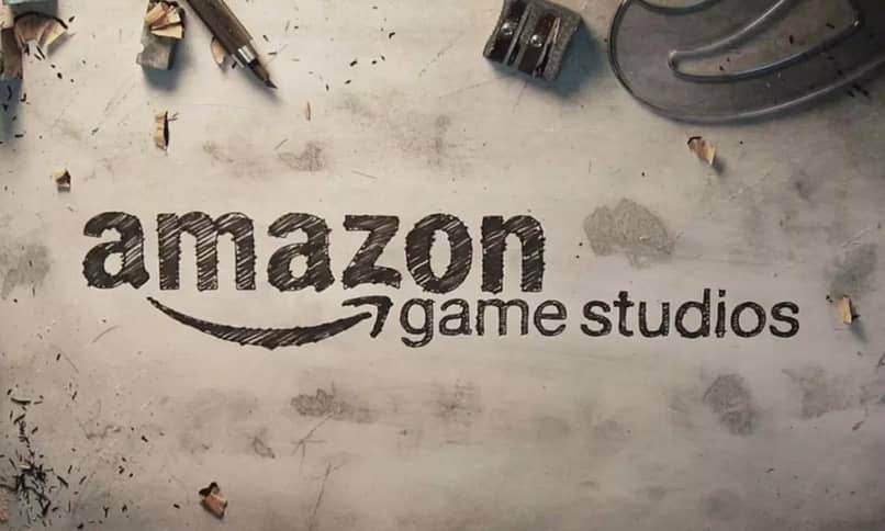 logotipo de amazon game studios