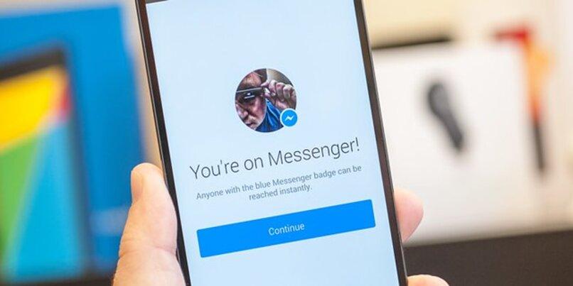 mensajero android