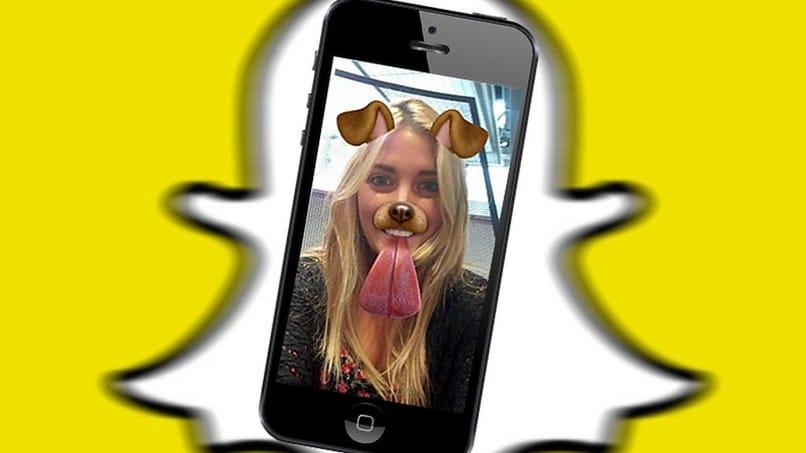 filtros de tendencias en Snapchat