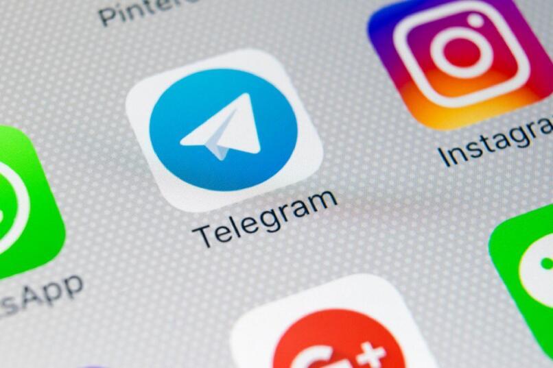 aplicación de telegrama