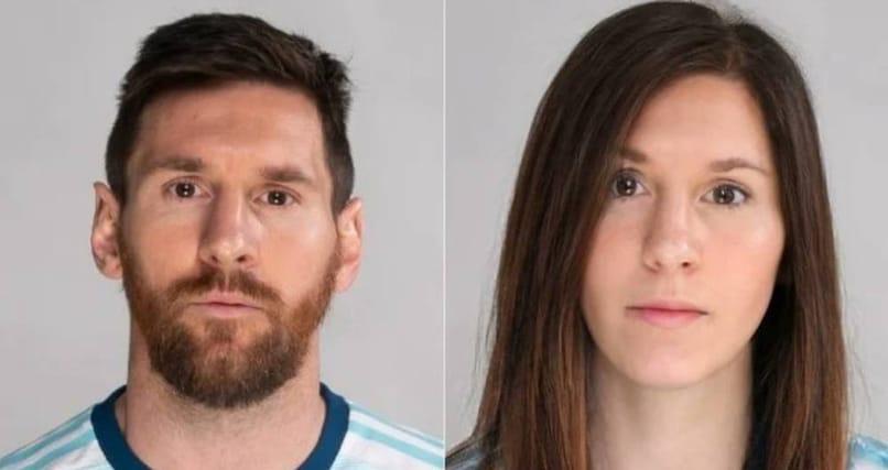 combinar caras famosas en faceapp