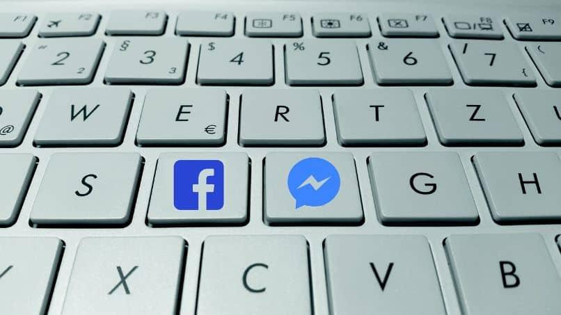 teclado meseenger logo