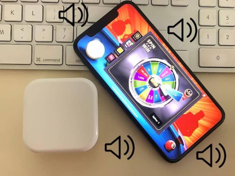 escuchar juegos en mi iphone