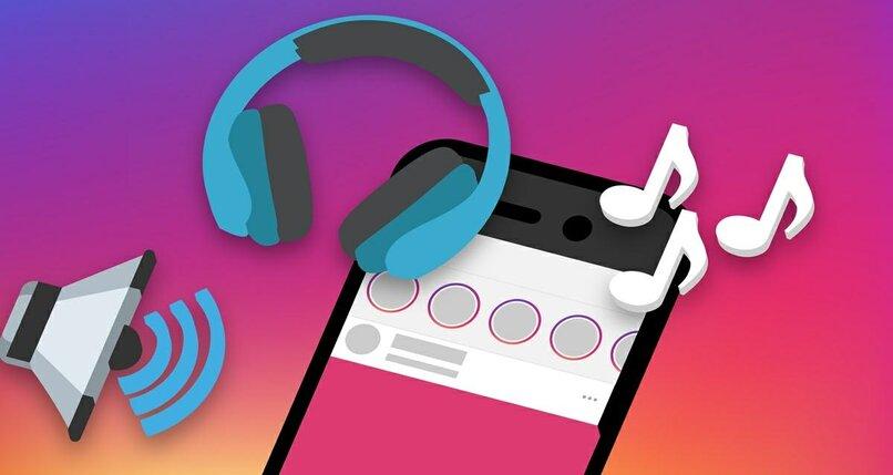 pon música en tus fotos de instagram